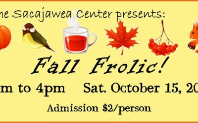 Fall Frolic ~ October 15