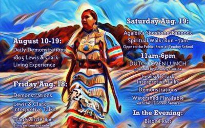 Celebrating Agaidika Heritage Days