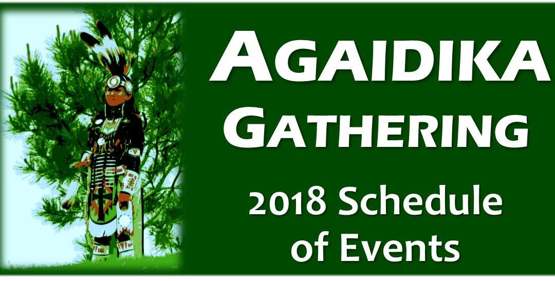 It's the AgaiDika Gathering!