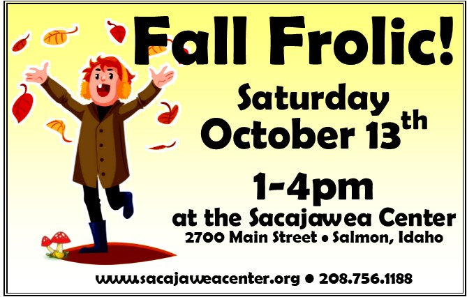 Fall Frolic is Just Around the Cornere!