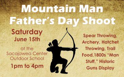 Mountain Man Shoot – June 15th