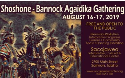 Shoshone-Bannock Agaidika Gathering