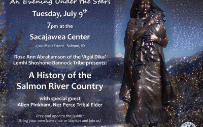 Event: A History of the Salmon River Country