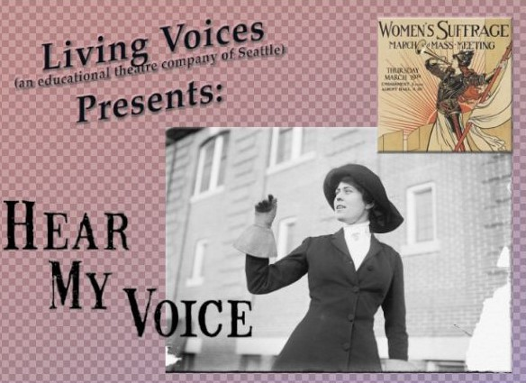 Living Voices Comes to Salmon: March 19th