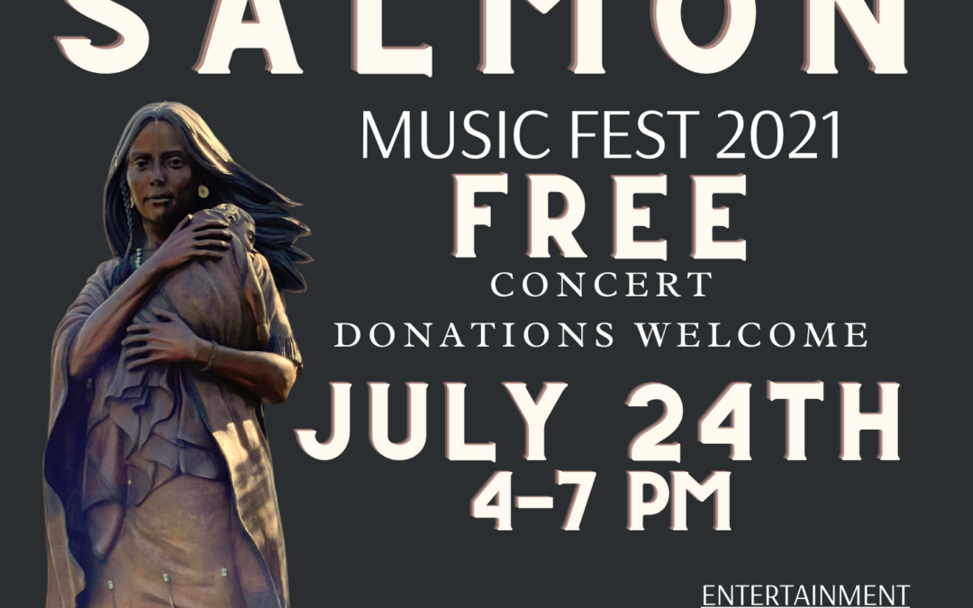 Benefit Concert for the Sacajawea Center – July 24th