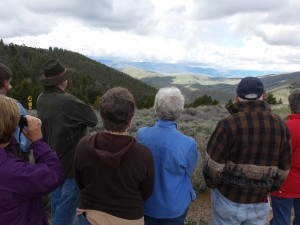 Lemhi Pass - 2015 Docent Training