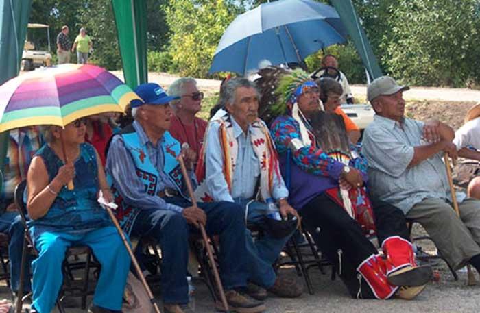Shoshoni Elders
