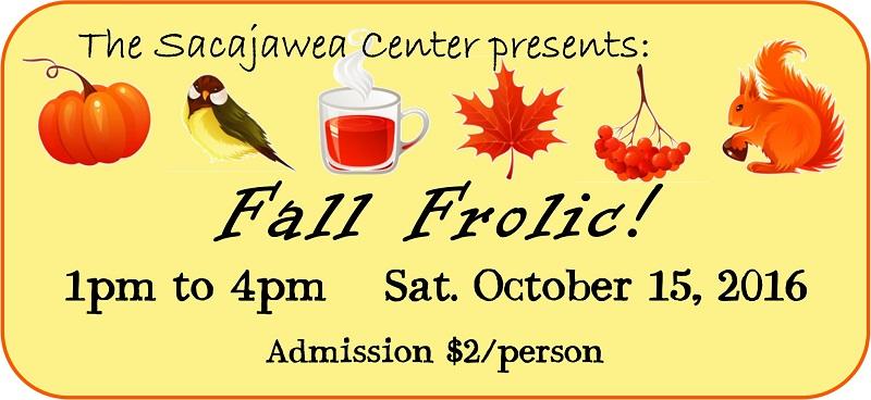 Fall Frolic ~ October 15