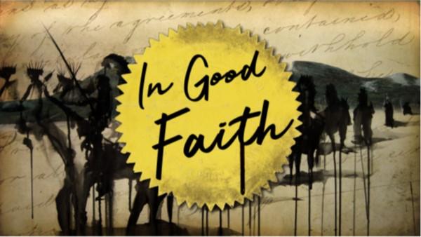 Film Screening: IN GOOD FAITH