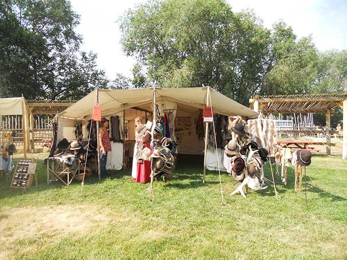 Heritage Days Vendor