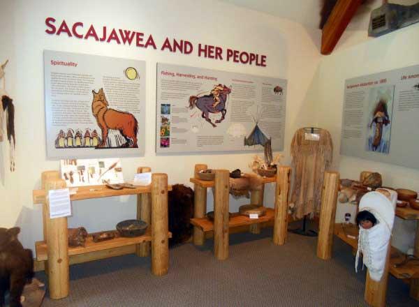 Sacajawea Exhibit