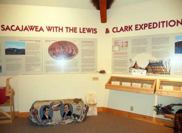 Lewis & Clark Exhibit